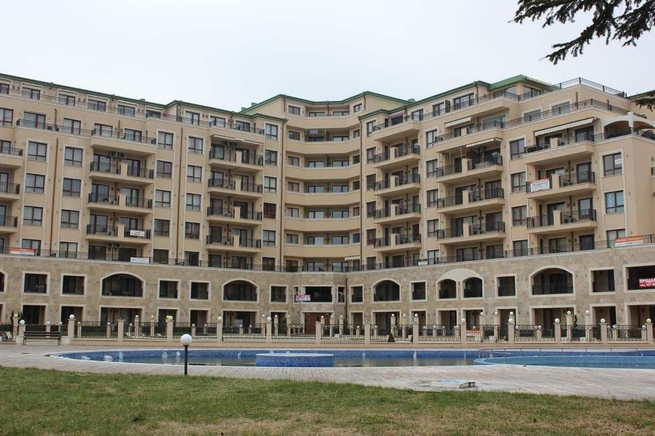 Hpm Sirena Apartments-front Line