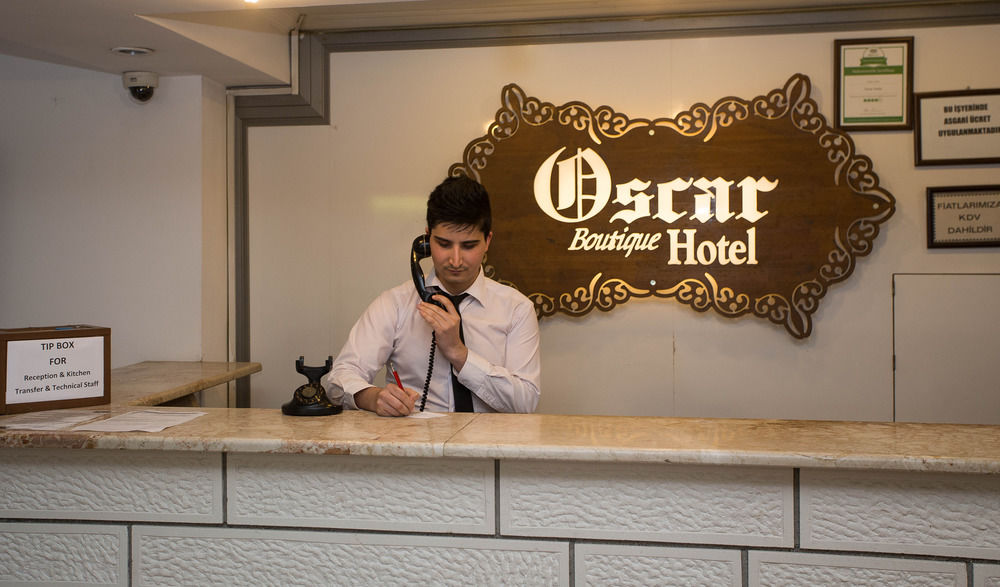 Oscar Boutique Hotel