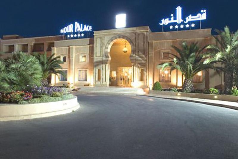 Hotel Nour Palace