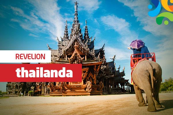 THAILANDA: PATTAYA SI BANGKOK - REVELION 2020