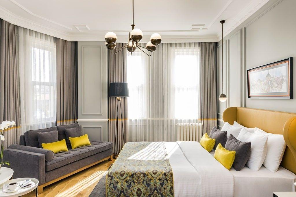 Nevv Bosphorus Hotel And Suites