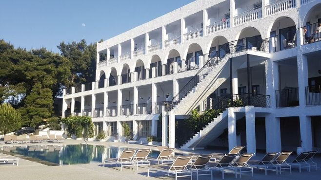 Skiathos Blu - Adults Only
