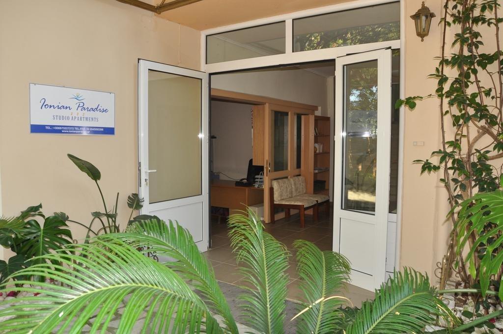Ionian Paradise Studios Apartments (Nidri)