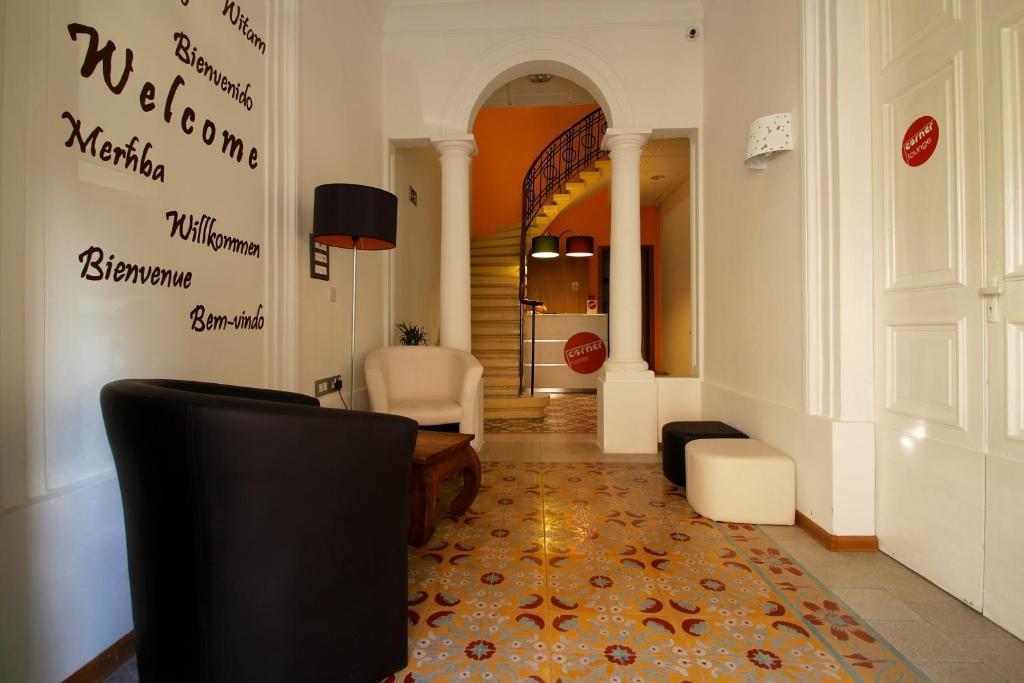 Corner Hostel
