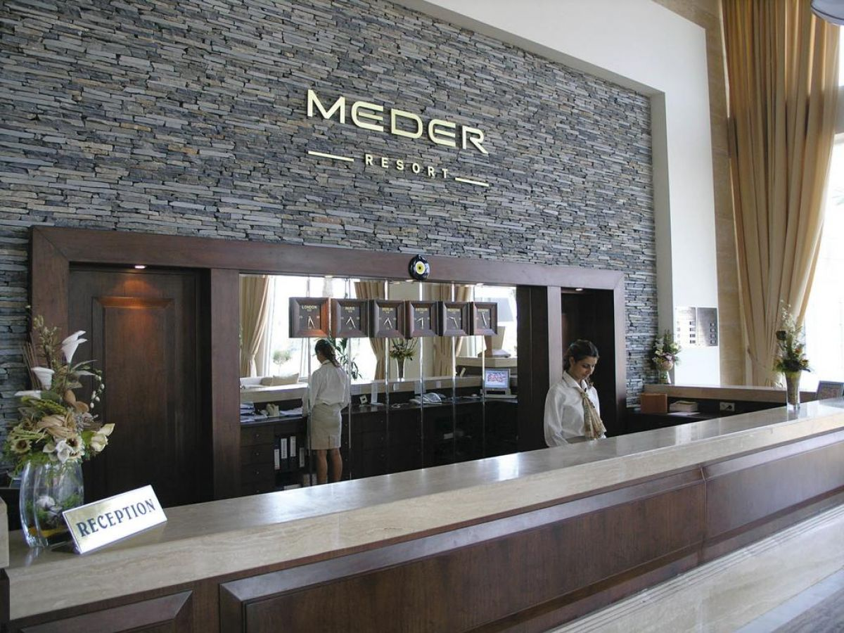 MEDER RESORT