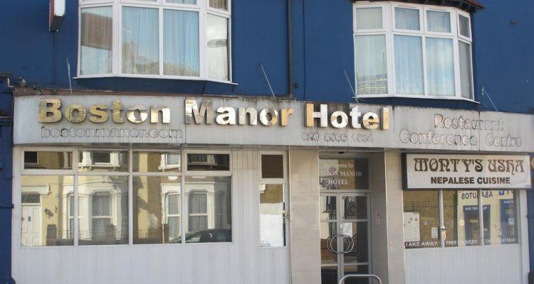 Boston Manor Hotel