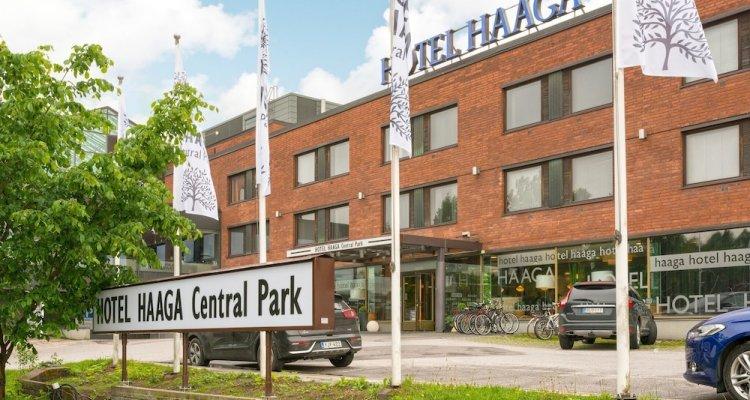 Hotel Haaga Central Park (ex.Best Western Plus Hotel Haaga)