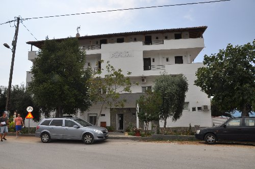 Pefkari Beach Studios Albatros (PEFKARI)