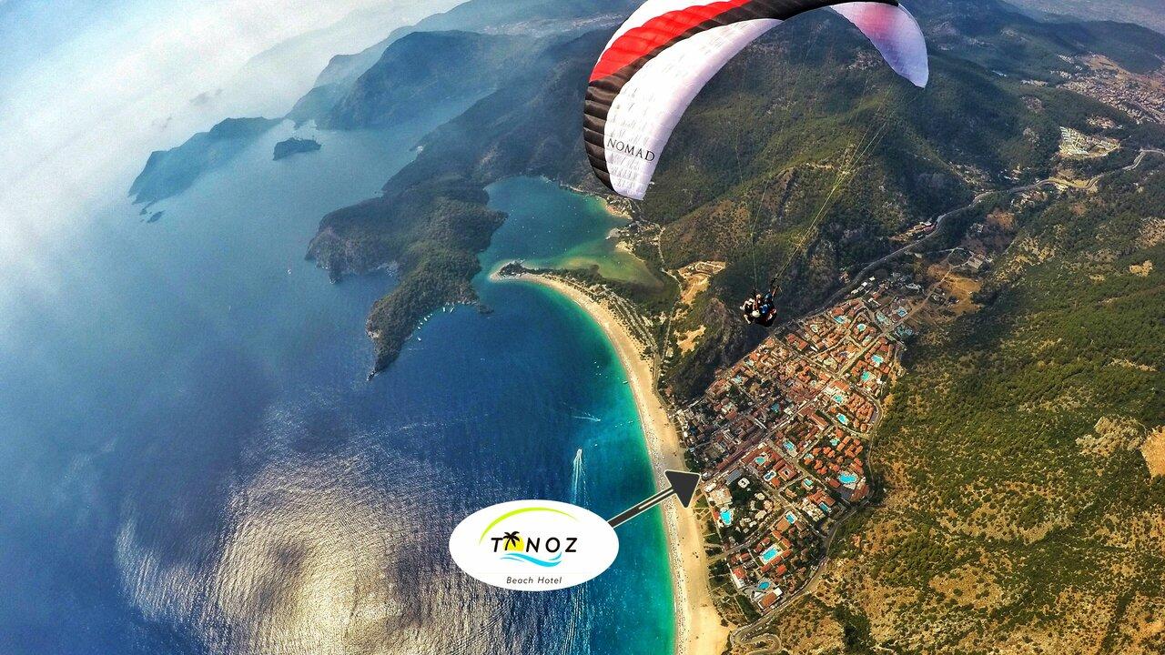 Tonoz Beach