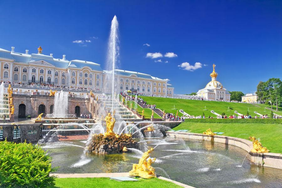 Rusia Sankt Petersburg-Moscova