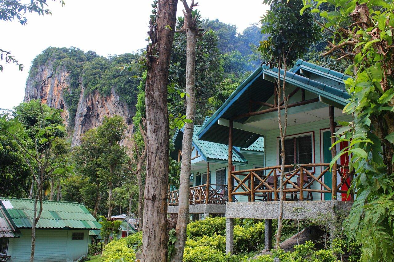 Chillout Jungle Bungalows