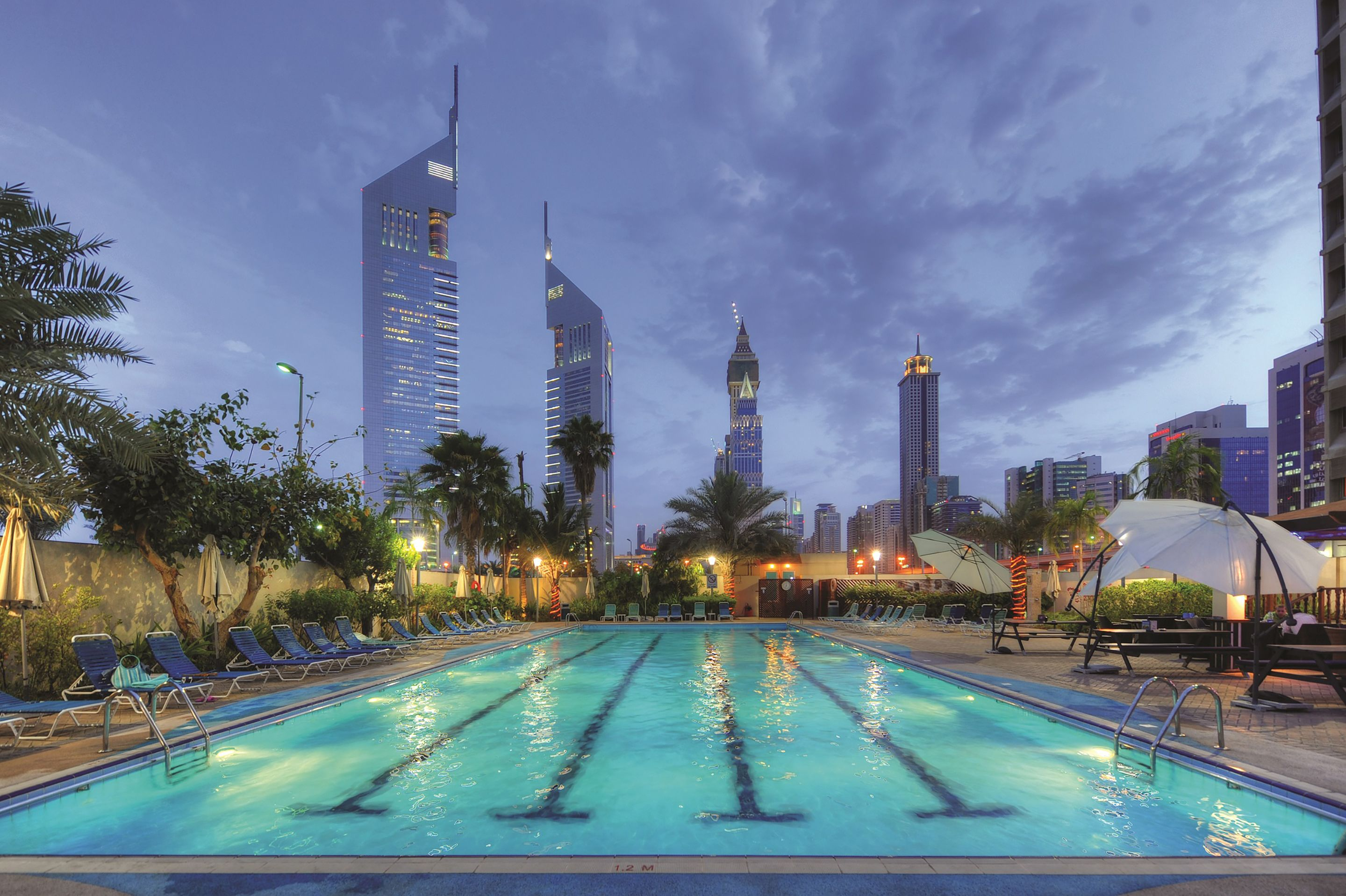 Dubai Trade Centre Hotel Apartments