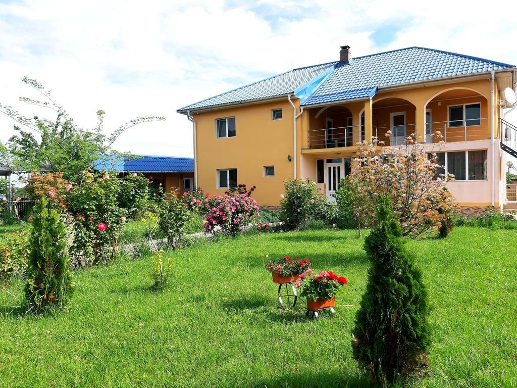 Casa cu Trandafiri ( Murighiol)