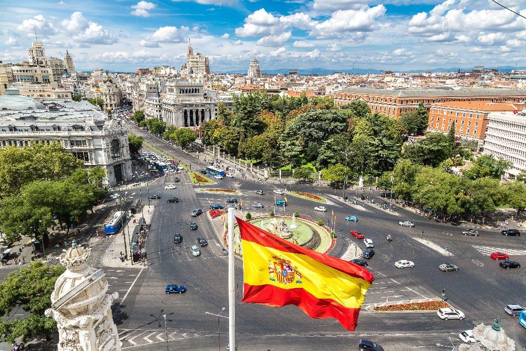 MADRID 2022 - Revelion in orasul regal