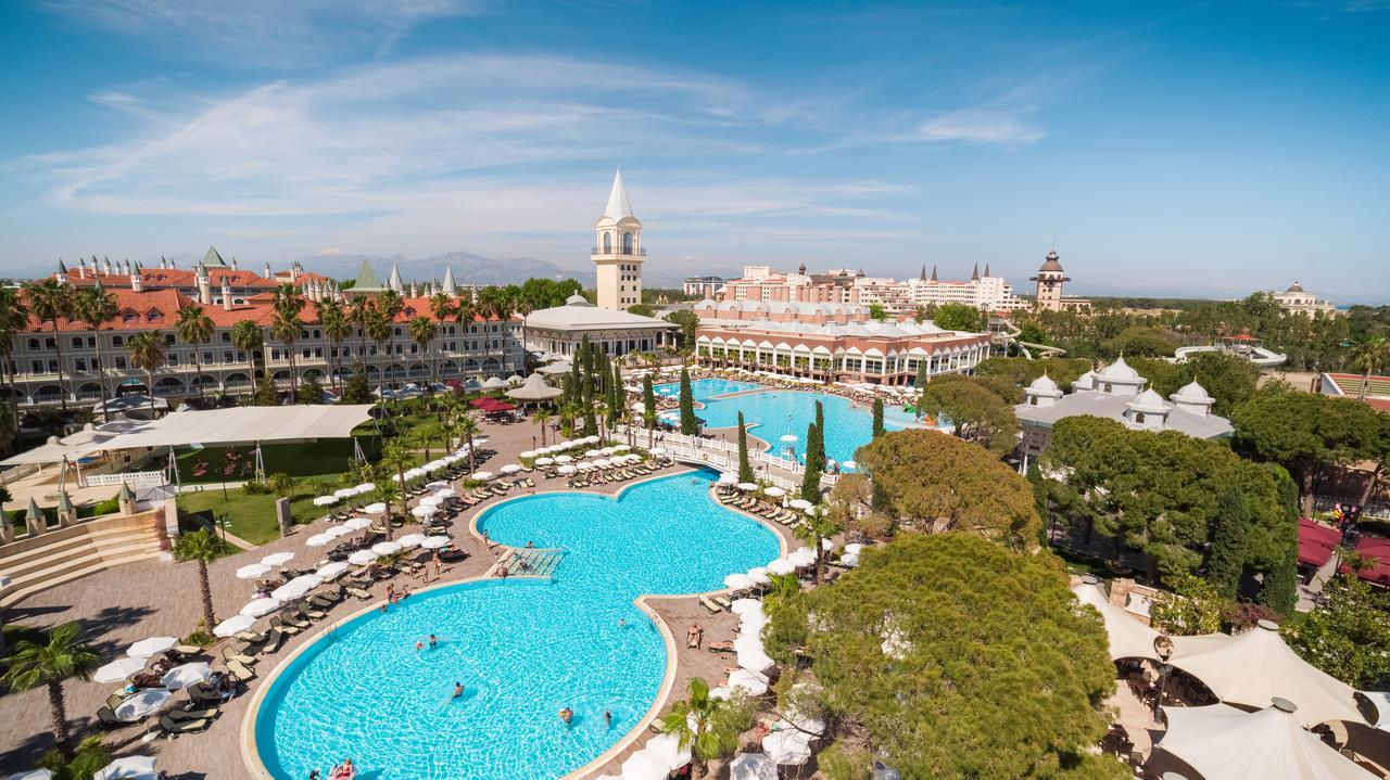 SWANDOR HOTELS TOPKAPI PALACE