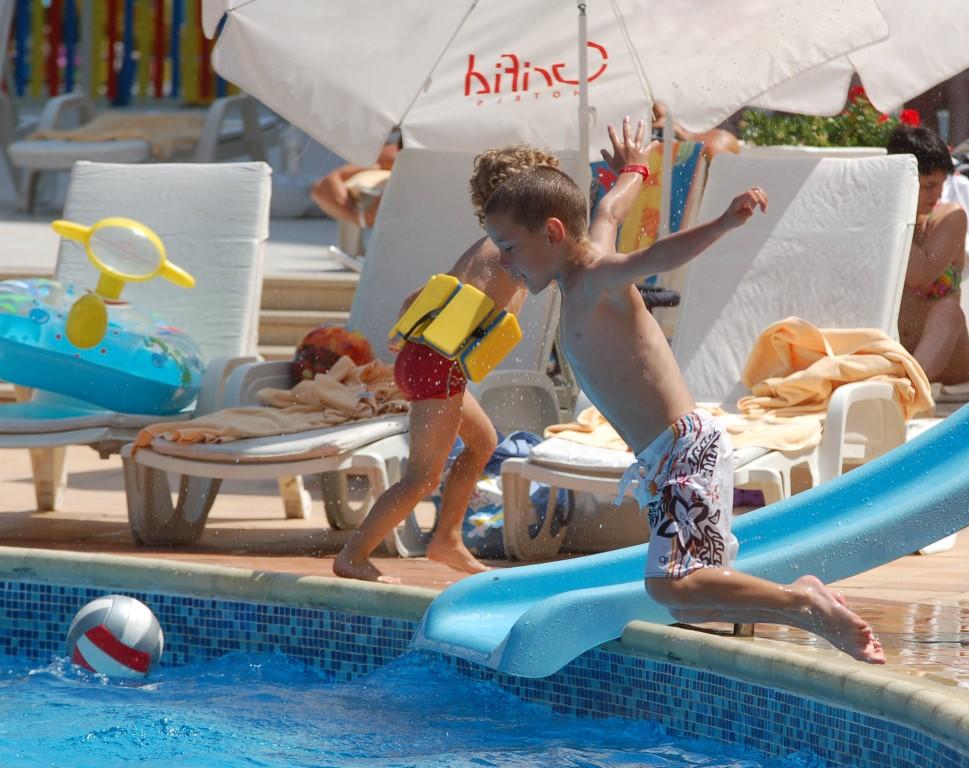 GRIFID Hotel Club Hotel Arabella (Golden Sands) 4*