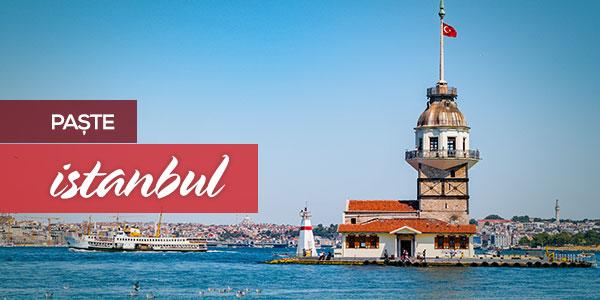 ISTANBUL - PASTE 2020 IN INIMA BIZANTULUI!