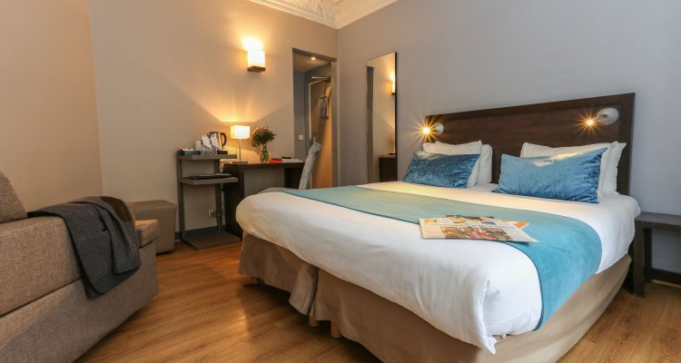 Avalon Appart' Hotel Paris Gare du Nord