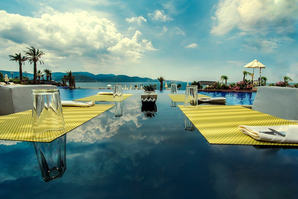 THE BODRUM BY PARAMOUNT HOTELS (Torba)