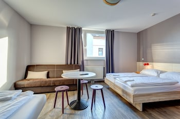 Meininger Hotel Vienna City Center