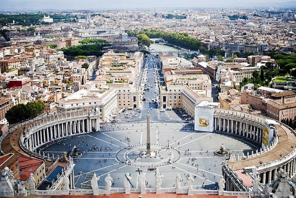 ROMA 2019 - Paste si 1 Mai