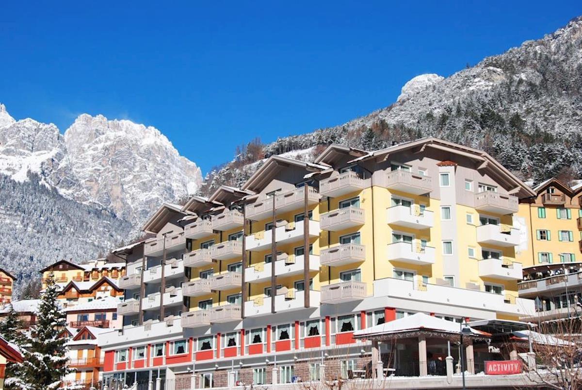 Alpenresort Belvedere SPA-Gourmet-Dolomiti