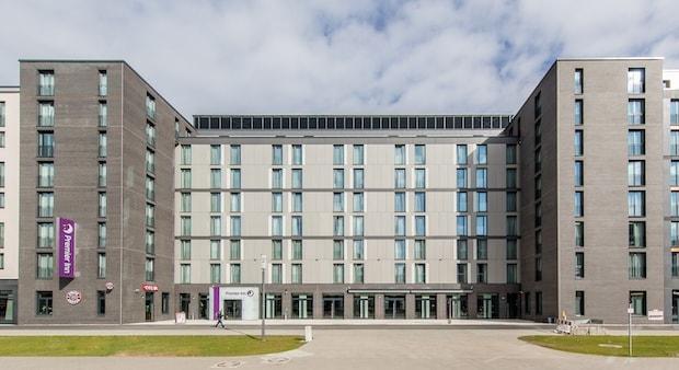 Premier Inn Frankfurt Messe