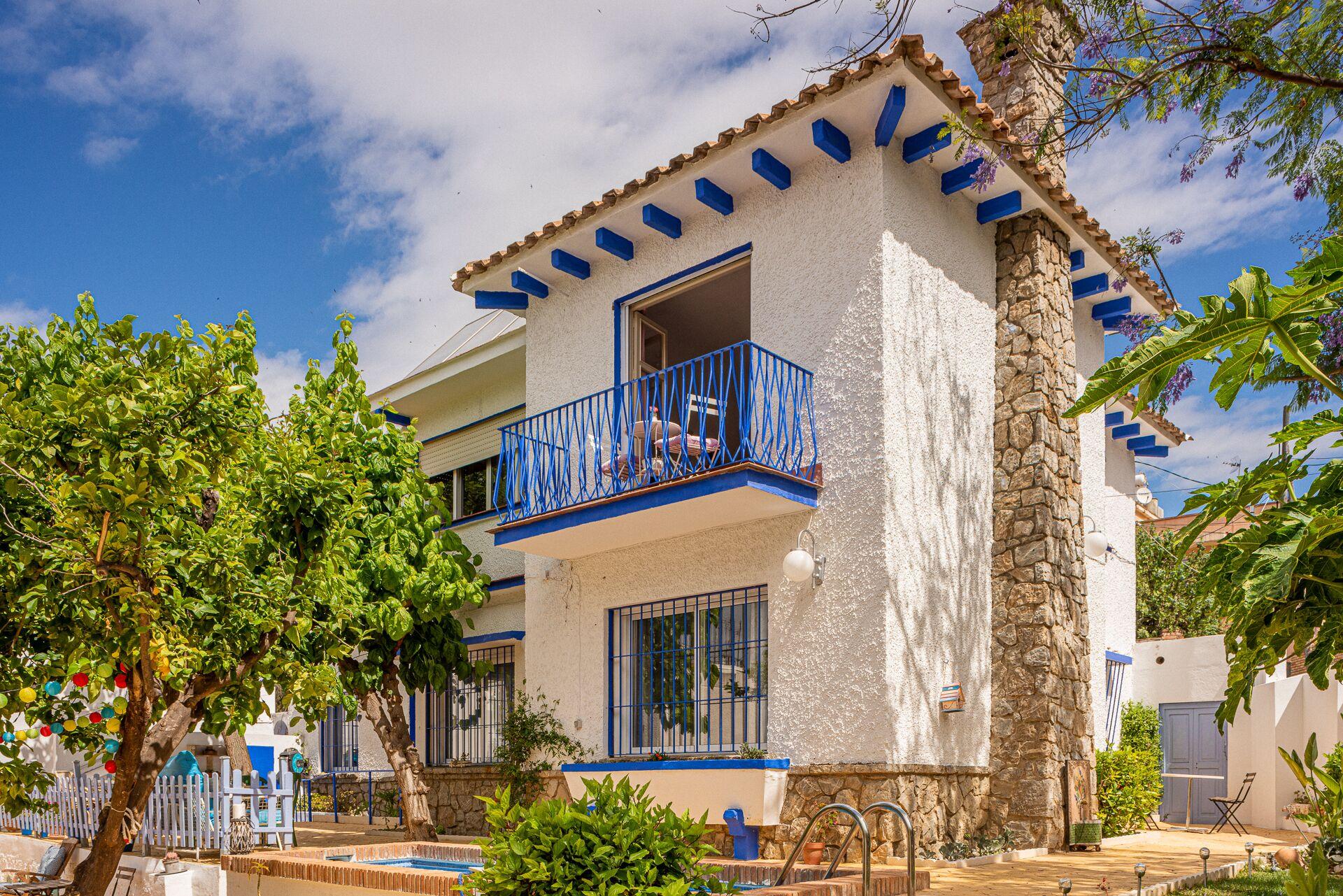 Blue Castle Malaga