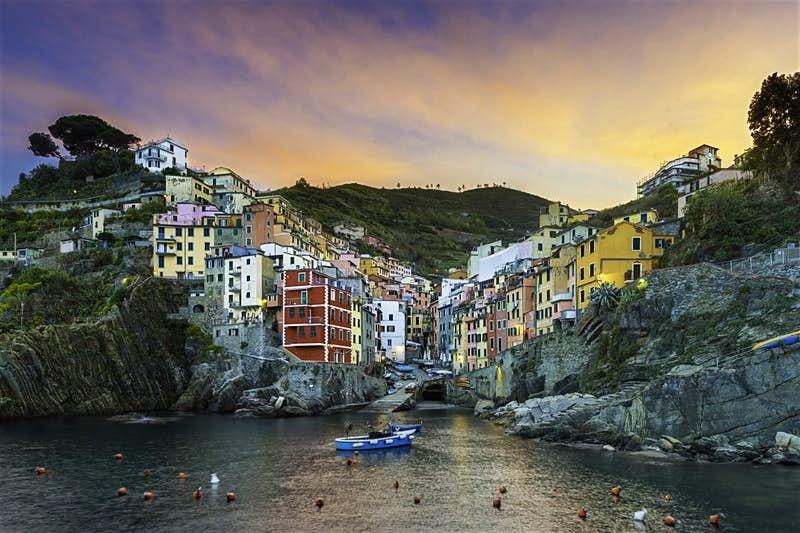 Taramuri de vis in Italia - Franta