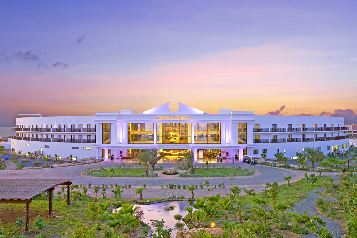 Melia Dunas Beach Resort & Spa