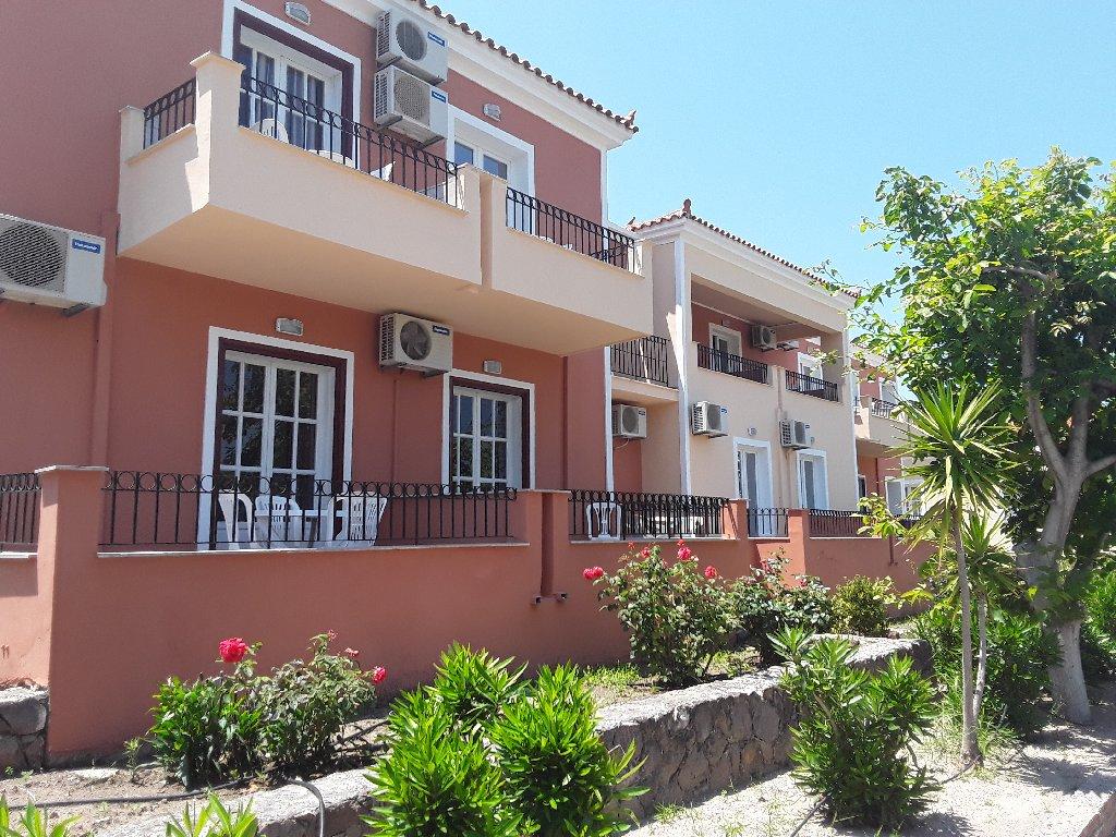 Marilena Apart Hotel (Molivos)