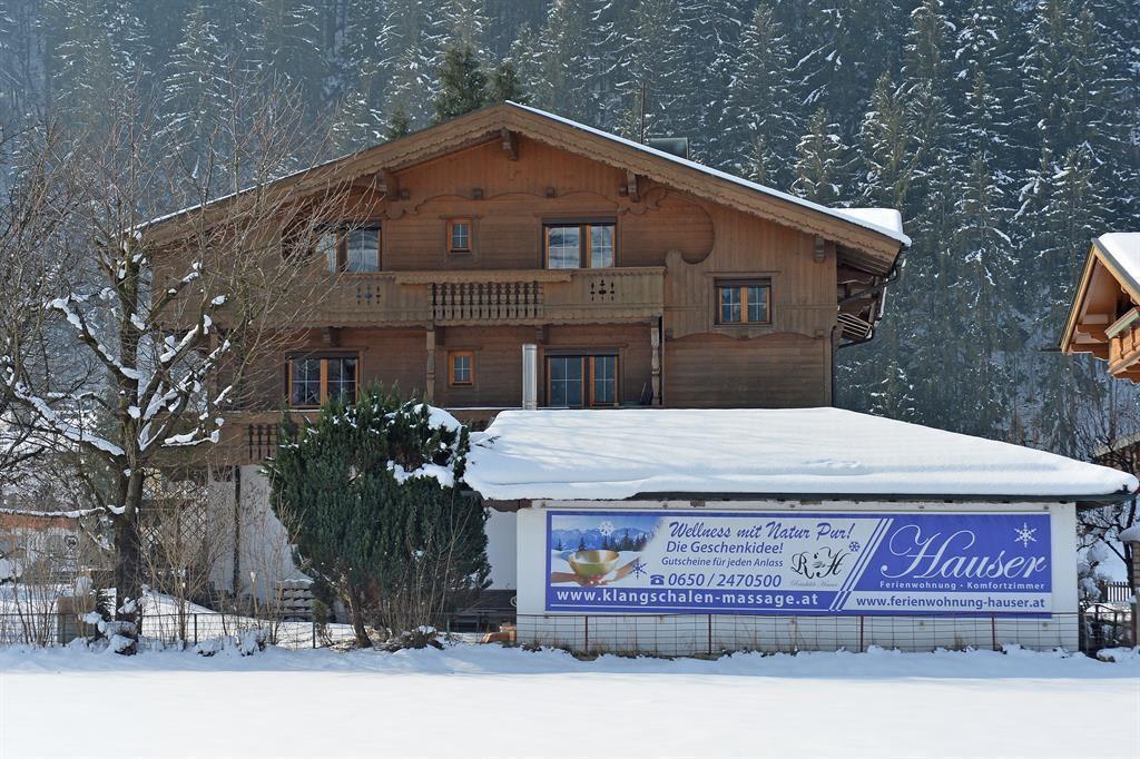 Apartamente de vacanţă Hauser