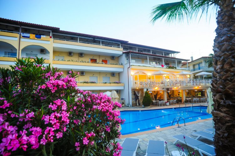 Tropical Hotel - Chalkidiki