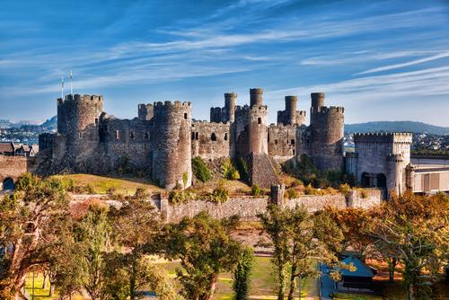 Circuit Anglia - Scotia - Irlanda