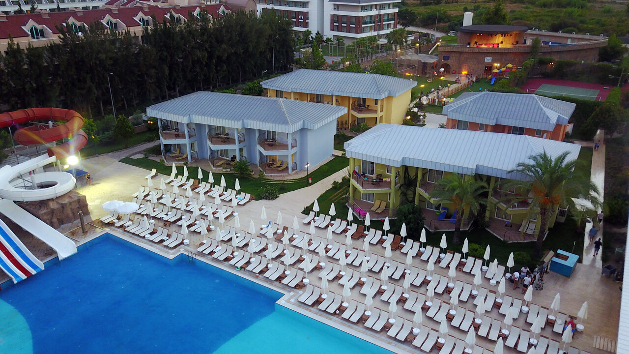 TRANS ATLANTIK HOTEL &SPA
