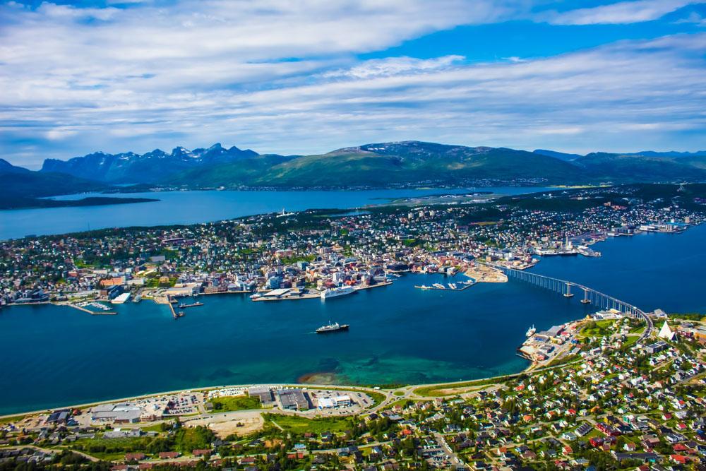 Norvegia-Cercul Polar-Capul Nord-Laponia
