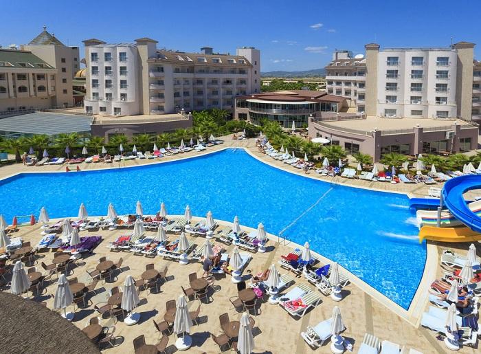 SIDE LILYUM HOTEL& SPA