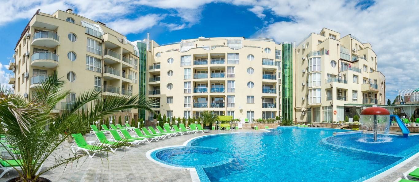 Vechna-R  Aparthotel