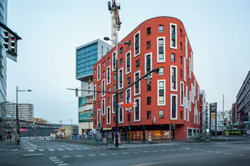Smartments Business Wien Hauptbahnhof