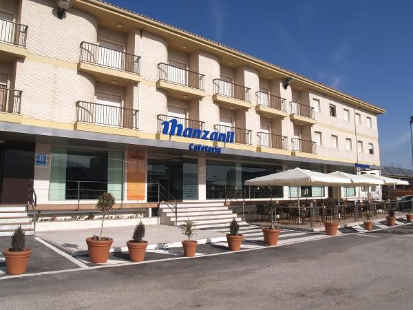 Hotel Manzanil 2