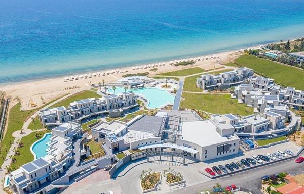 Portes Lithos Luxury Resort (Potidea, Kassandra)