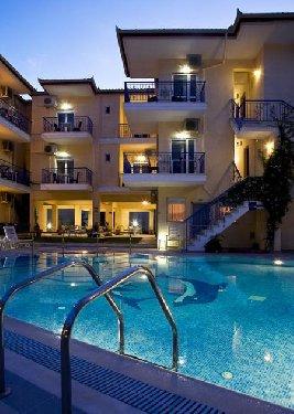 Stratos Hotel (Afitos - Kassandra)