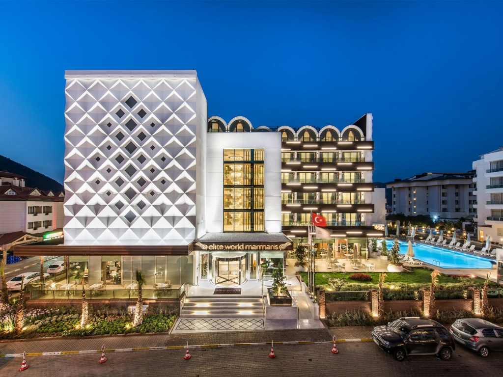 ELITE WORLD MARMARIS HOTEL (Adults Only 14+)