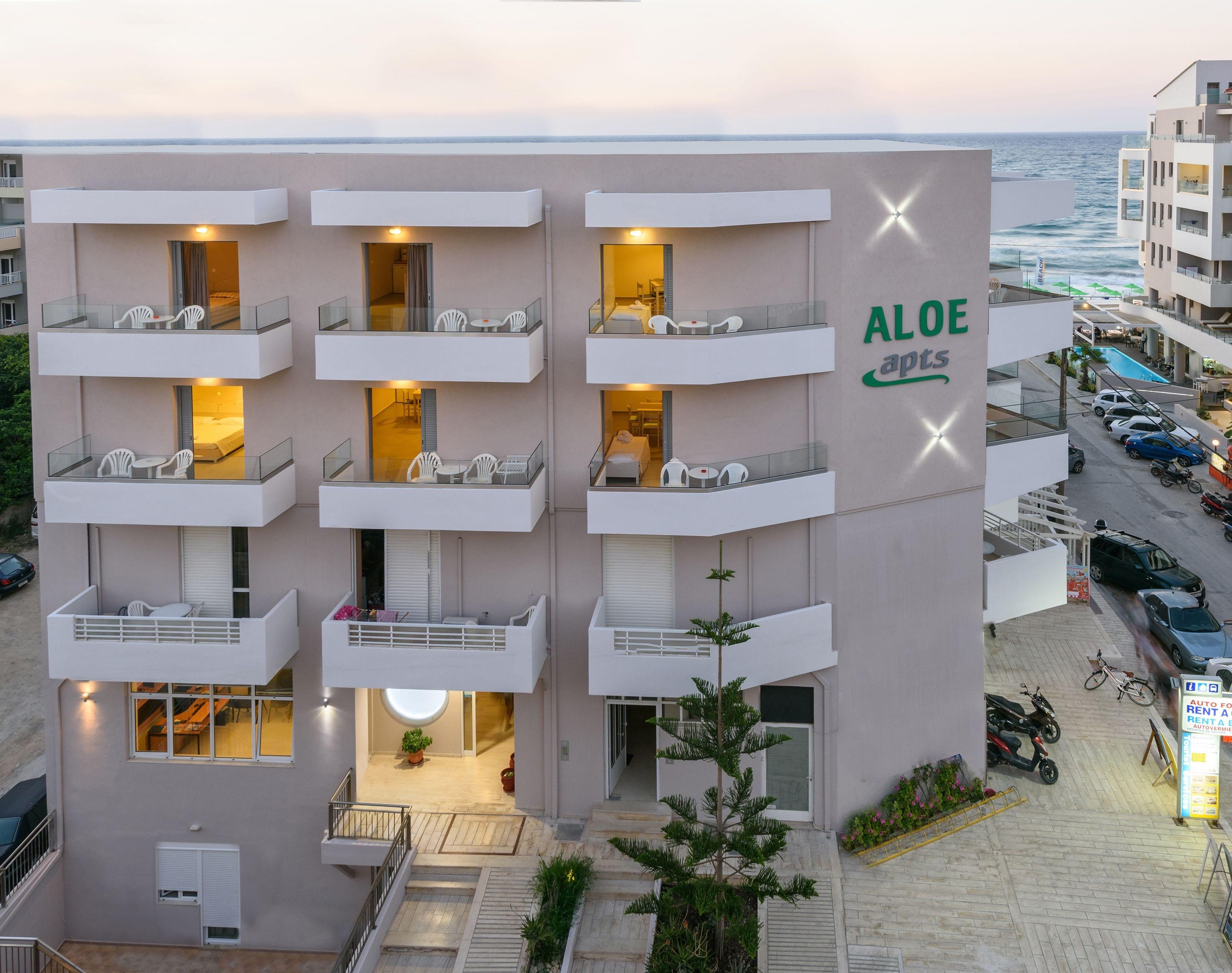 Aloe Apartments