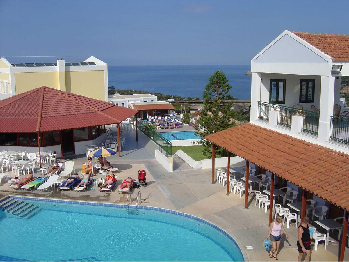 Camari Garden Hotel Apartments
