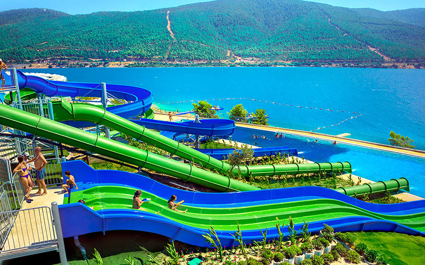 La Blanche Island Resort