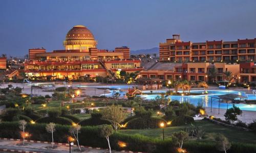 El Malikia Resort (Zona Marsa Alam)