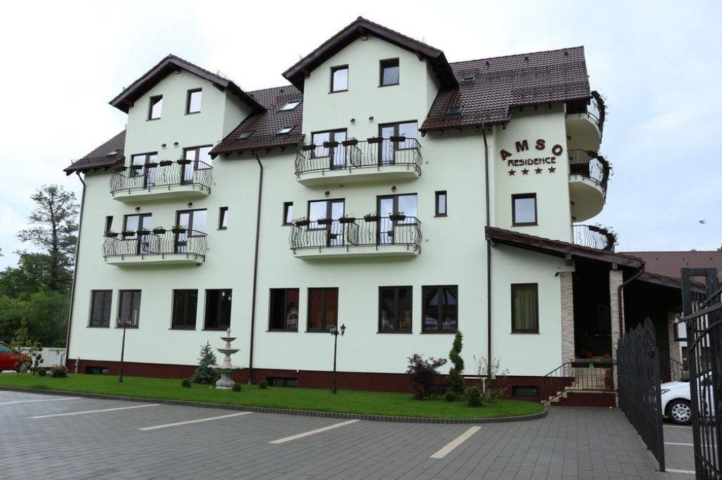 Pensiunea AMSO Residence