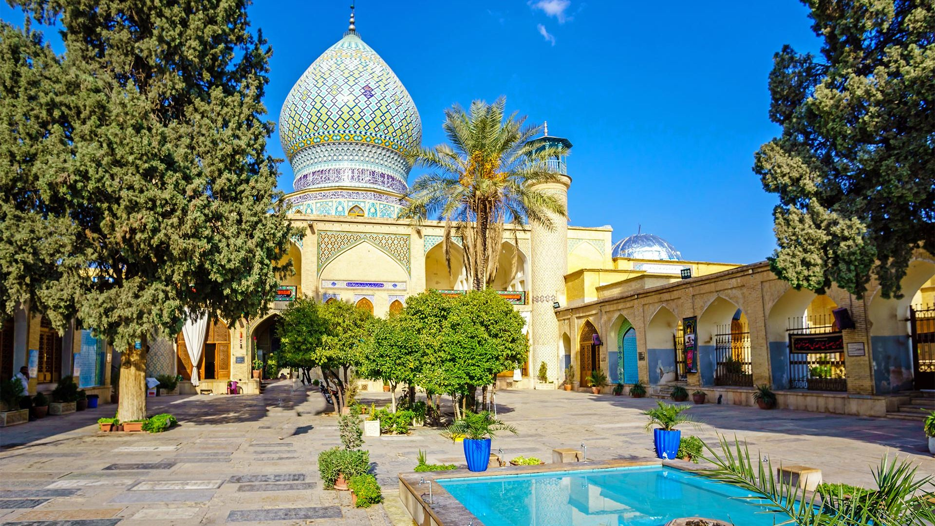 Revelion 2022 - Circuit de grup - Discover Iran, 10 zile