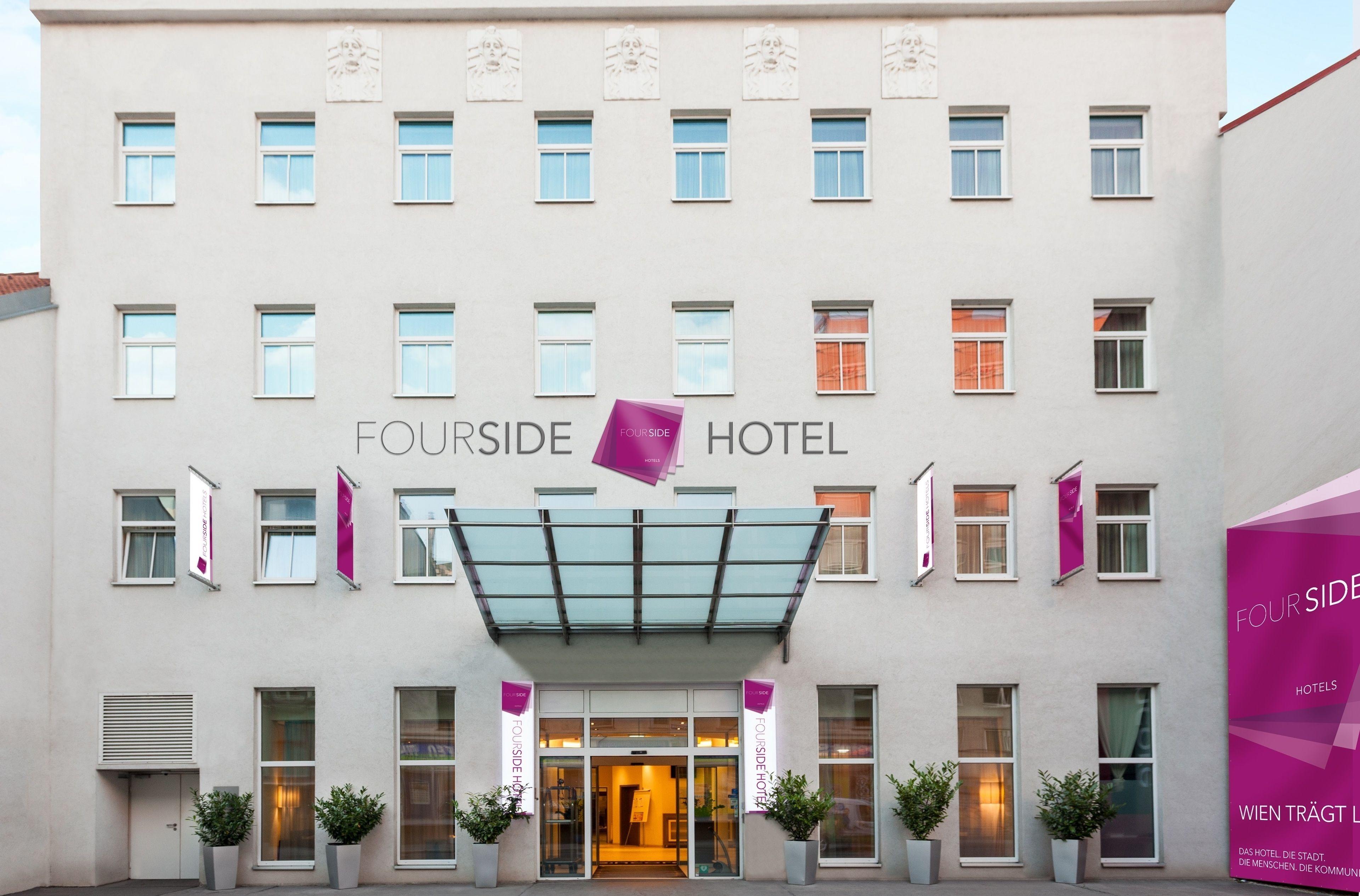 Fourside Hotel Vienna City Center
